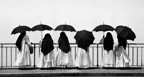 Nuns, Rio, 1955