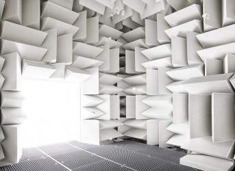 White Anechoic Chamber