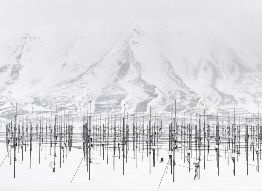 Antennas Field - Vincent FOURNIER