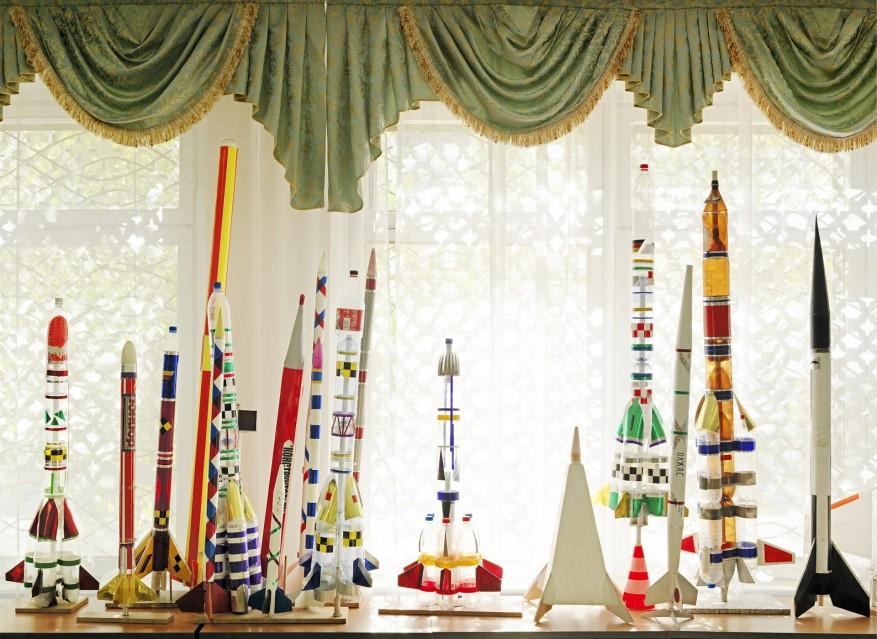 Rockets - Baikonur City - Vincent FOURNIER