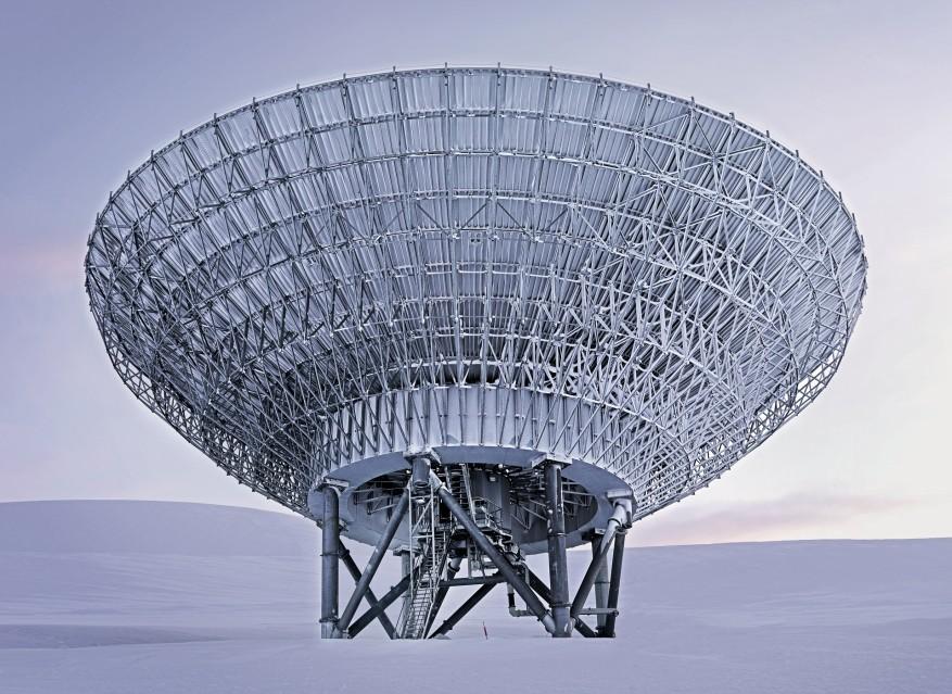 EISCAT Svalbard Radar - Vincent FOURNIER