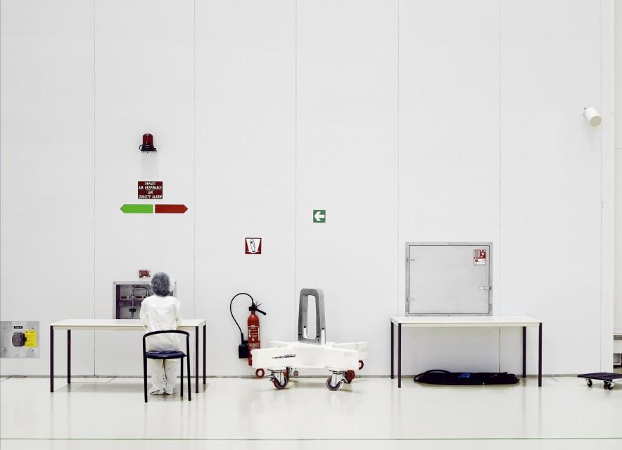 BAF Room 65 - Arianespace - Vincent FOURNIER