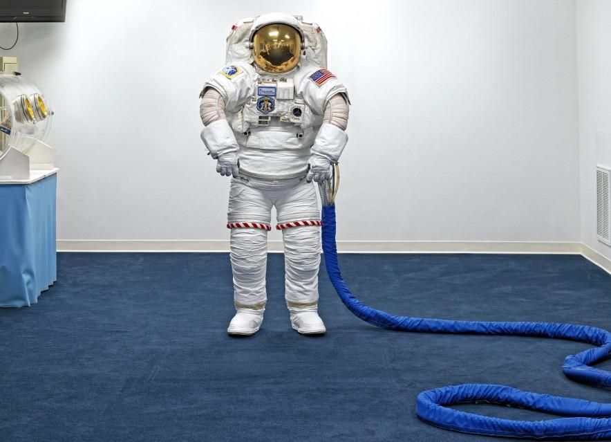 Space Suit - Vincent FOURNIER