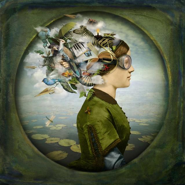 The burden of dreams - Maggie TAYLOR