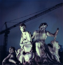 Jardin des Tuilleries - Statues