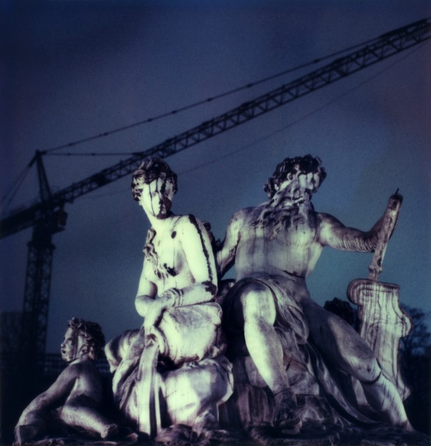 Jardin des Tuilleries - Statues - Cássio VASCONCELLOS