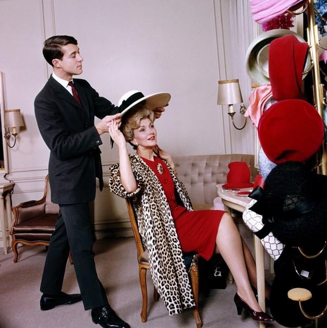 Halston at Bergdorf Goodman, 1962 - Ormond GIGLI