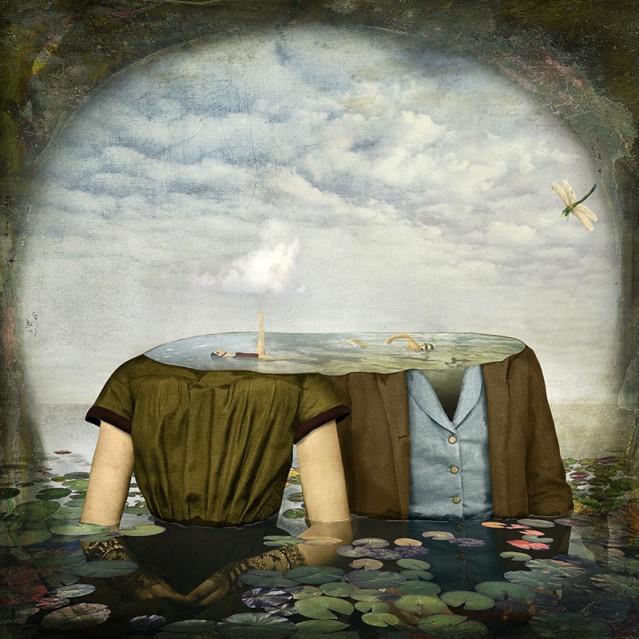 Dream Pool - Maggie TAYLOR