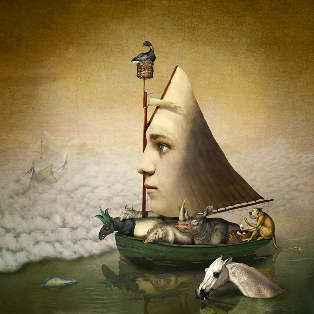 Ship of fools - Maggie TAYLOR