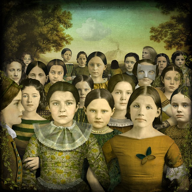 The Girls - Maggie TAYLOR