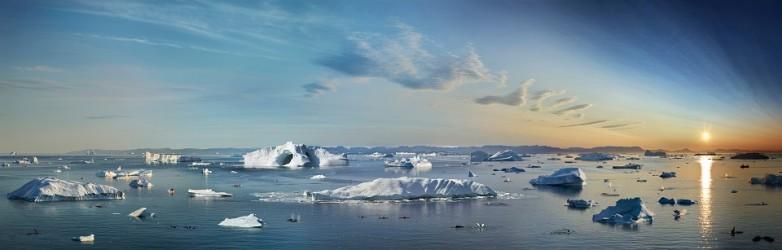 The Great July Melt, Ilulissat, Greenland, 2019