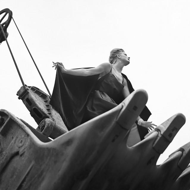 Steam Shovel, 1965 - Ormond GIGLI