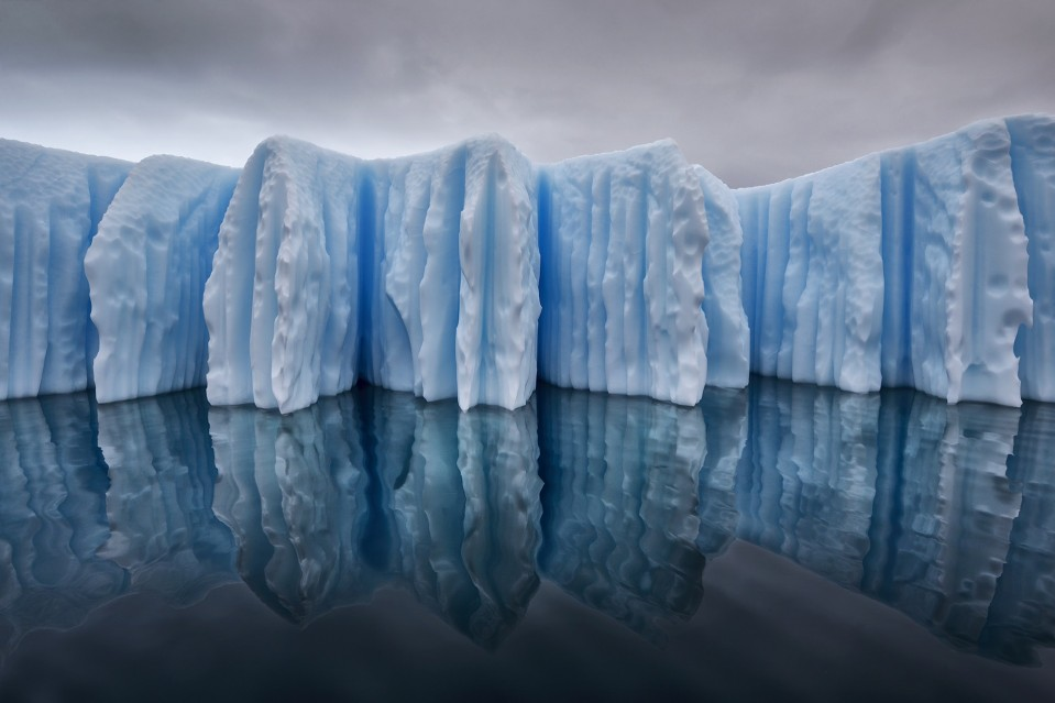 Striations of Time - Paul NICKLEN