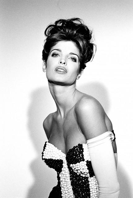 Stephanie Seymour -Dolce Gabbana - Jean-Daniel LORIEUX