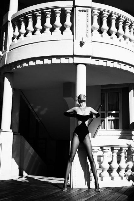 Olivia - Hôtel Métropole - Monaco - Jean-Daniel LORIEUX
