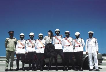 Givenchy - Vogue - Policemen - Barhein