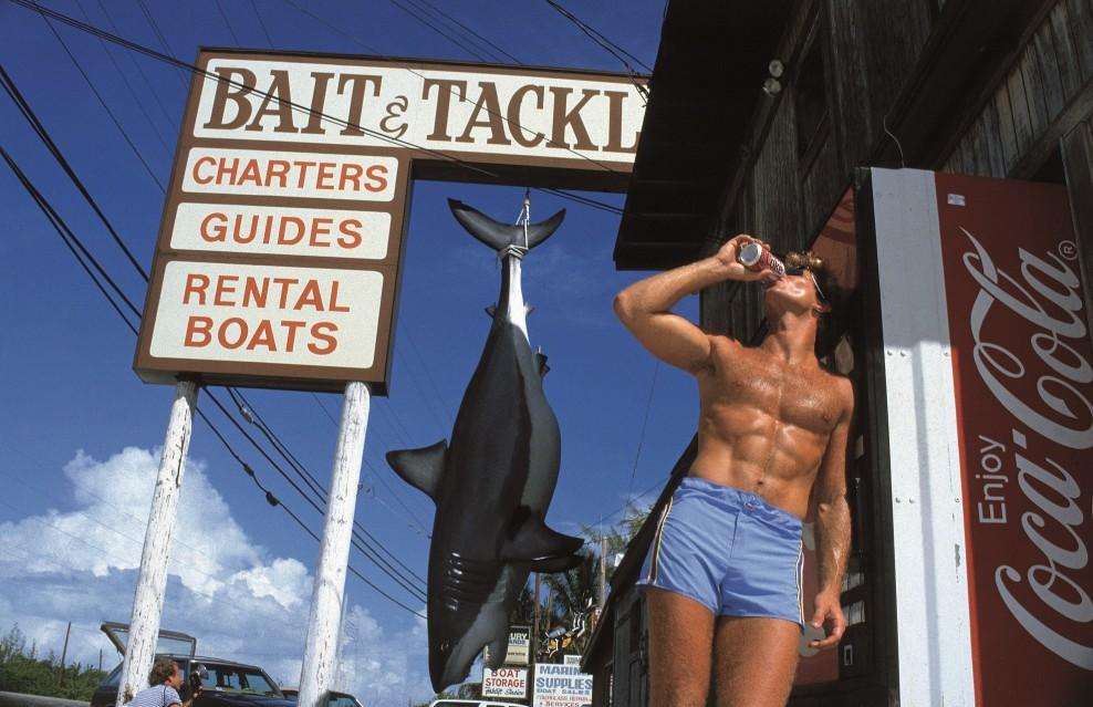Torso - Key West - 1988 - Jean-Daniel LORIEUX
