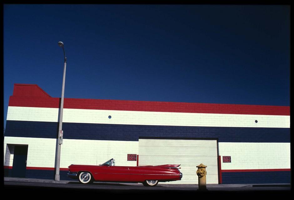 Los Angeles - Car - Jean-Daniel LORIEUX