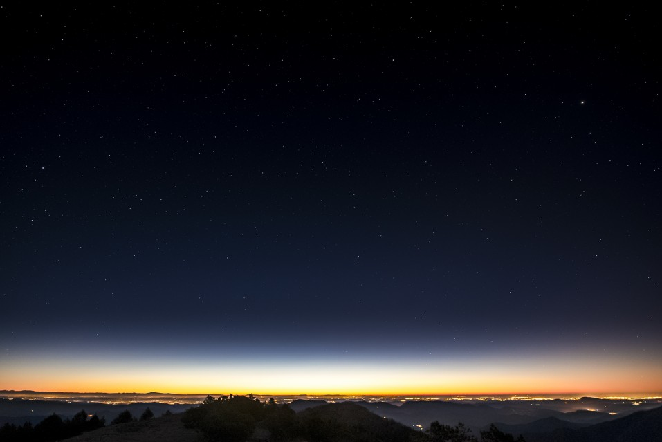Sous le ciel étoilé - Guillaume CANNAT