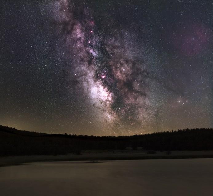 Le Scorpion et le Sagittaire - Scorpio and Sagittarius - Guillaume CANNAT
