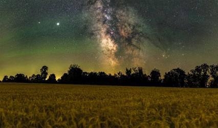 Moissons célestes - Heavenly harvest
