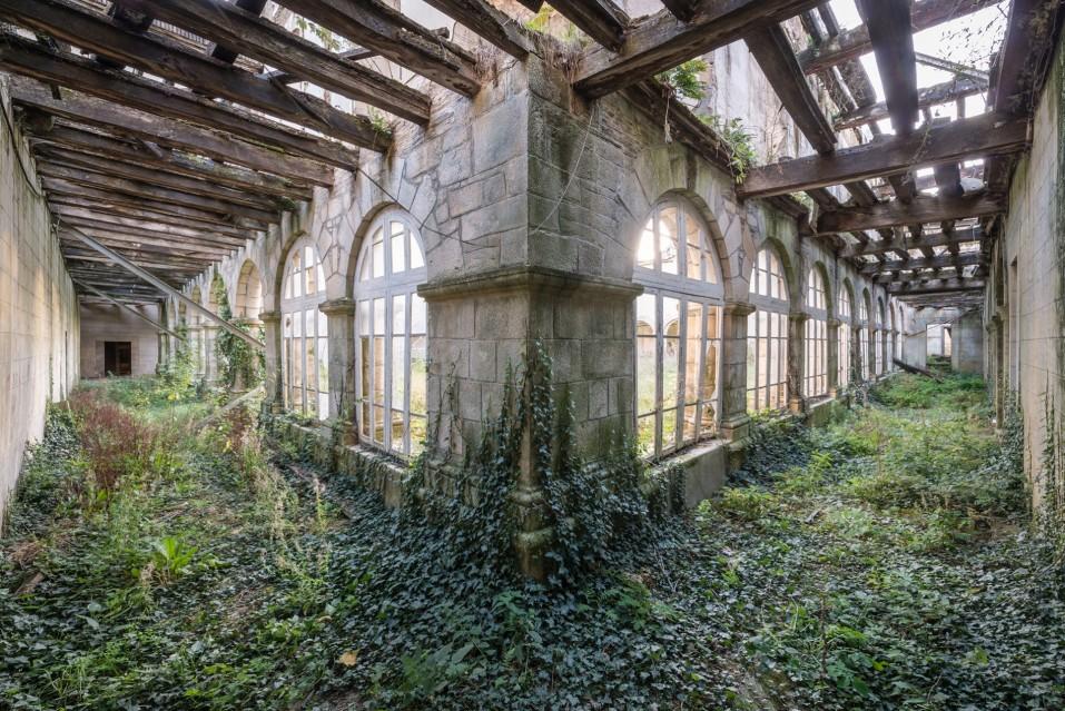 Le couvent des sans visages - Romain VEILLON