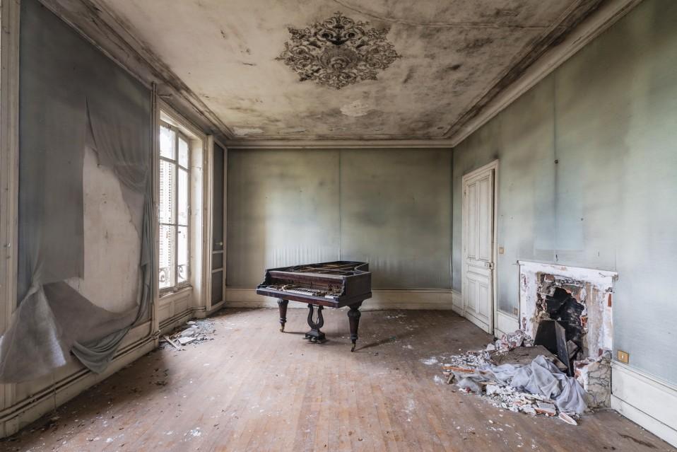 The pianist - Romain VEILLON
