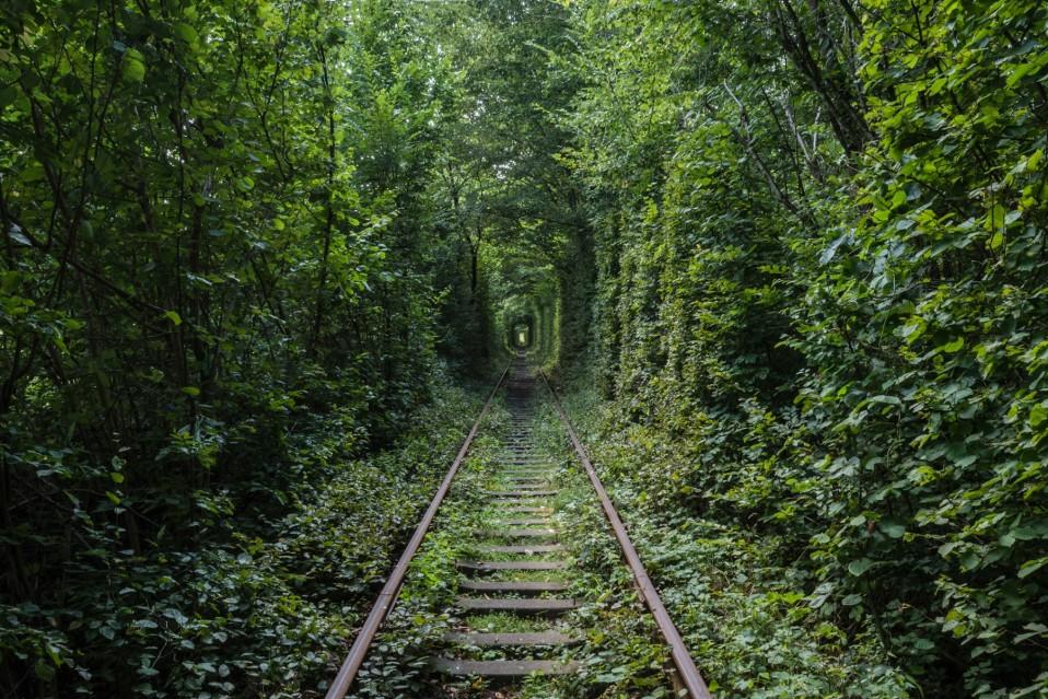 The tunnel of Love - Romain VEILLON