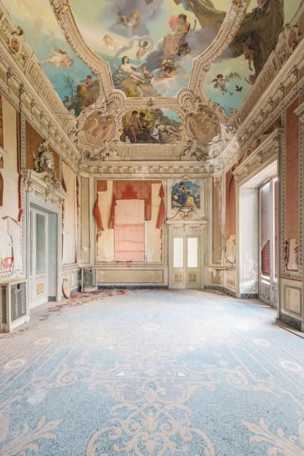 Il Palazzo Dimenticato - Romain VEILLON