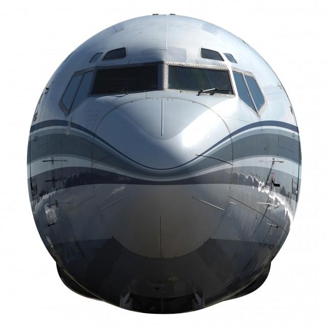 Boeing 737 - Manolo CHRETIEN