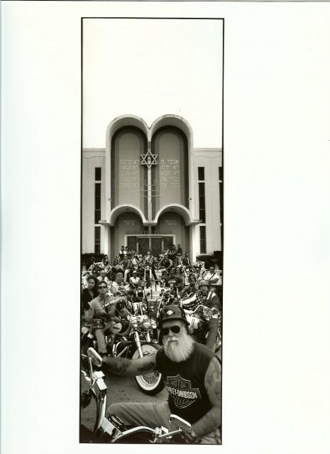Juifs en Harley-Davidson, 1994 - Frederic BRENNER