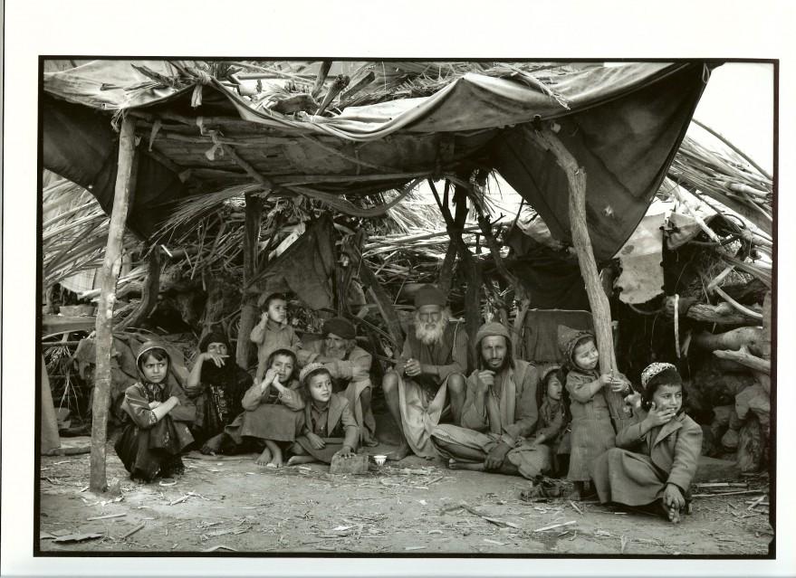 Familles Tzabari et Zendani, 1985 - Frederic BRENNER