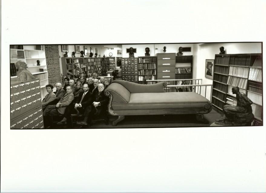 New York Psychoanalytic Society, 1994 - Frederic BRENNER