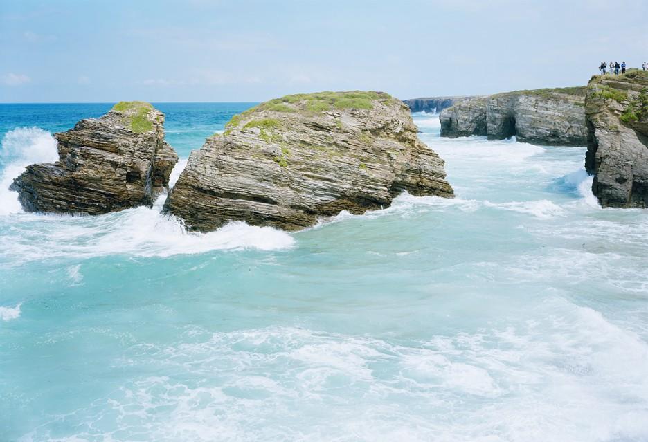 Las Catedrales Waves (4458) - Massimo VITALI