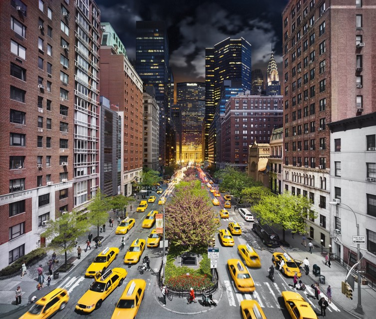 Park Avenue, NYC - Stephen WILKES