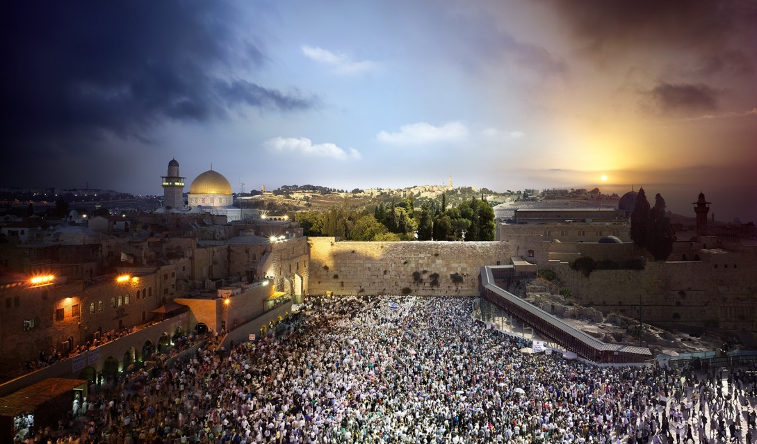 Western Wall, Jerusalem - Stephen WILKES