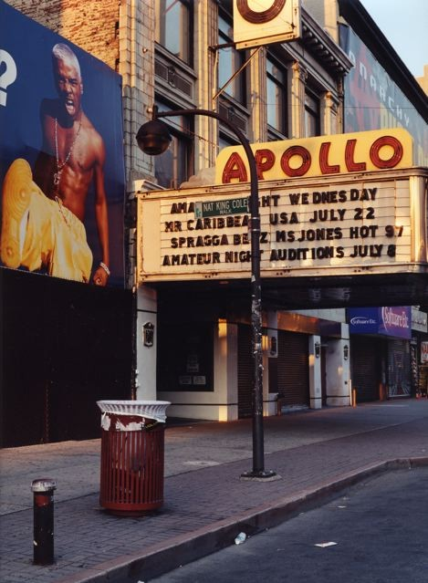 Apollo Theater - Alice ATTIE