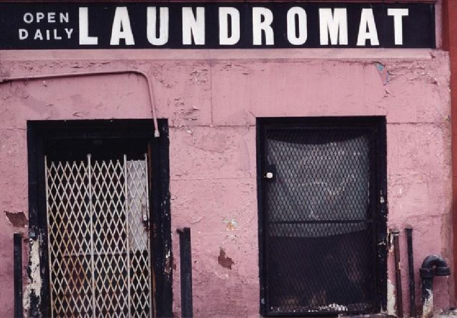 Pink Laundromat - Alice ATTIE