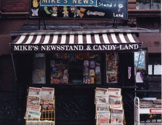 Mike's Newsstand