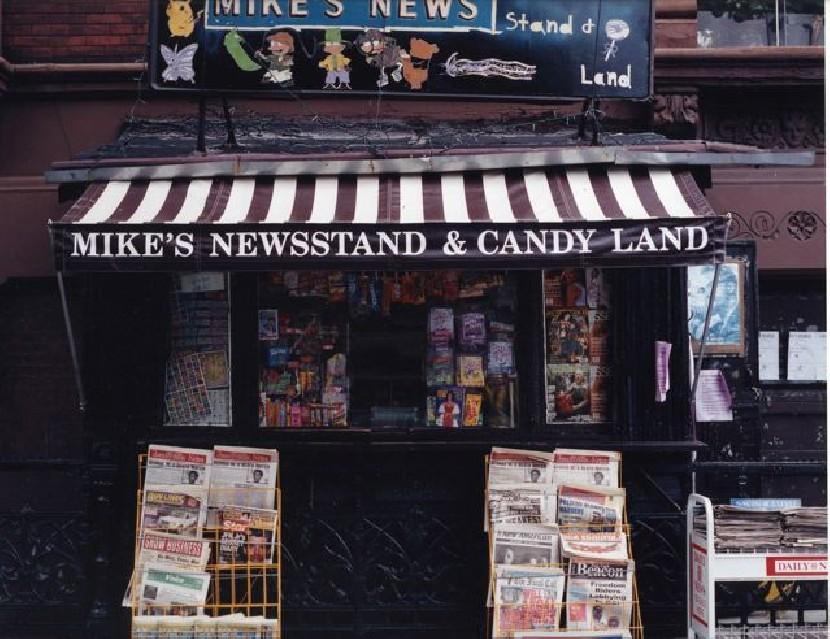 Mike's Newsstand - Alice ATTIE