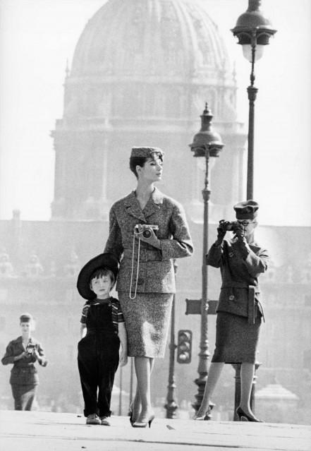 Les Invalides, 1958 - Frank HORVAT