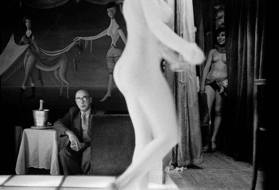 Le Sphinx, Paris 1956 - Frank HORVAT