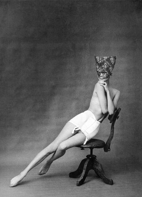 Lingerie Chantelle, 1958 - Frank HORVAT