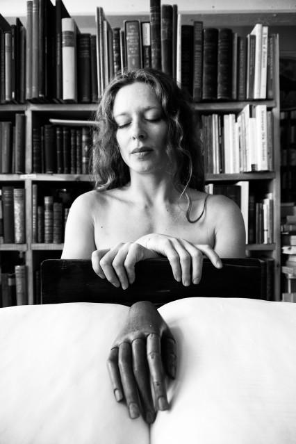 Bianca (with hand) - Florin FIRIMITA