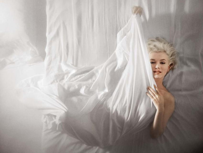 Marilyn Monroe, 1961 (1) - Douglas KIRKLAND