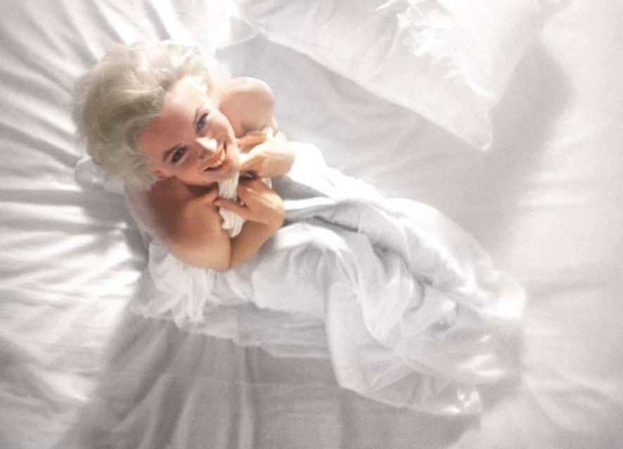 Marilyn Monroe, 1961 (2) - Douglas KIRKLAND
