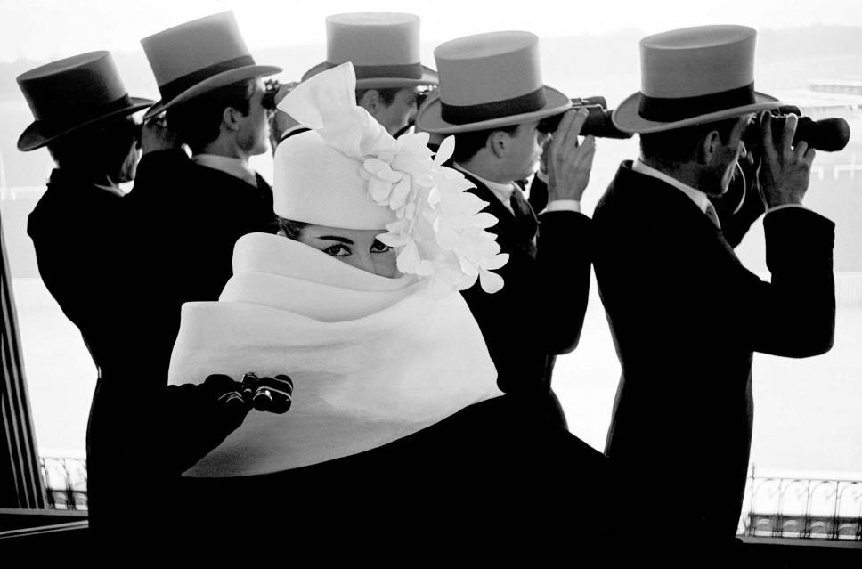 Givenchy Hat (c), Jardin des Modes, 1958 (1) - Frank HORVAT