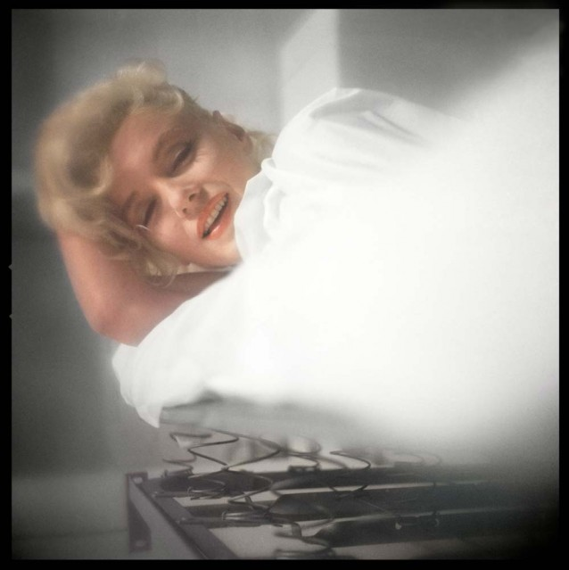 Marilyn Monroe, 1961 (carré 3) - Douglas KIRKLAND