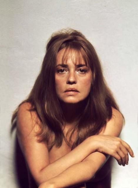 Jeanne Moreau - Douglas KIRKLAND