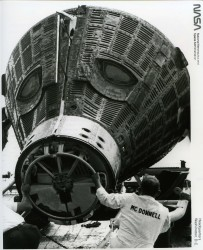 Gemini 6, Recovery Operation (65-H-2285)